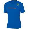 Karpos Fantasia - Camiseta manga corta Hombre - azul